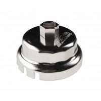 JTC-4859A Съемник фильтров масляных 64.5мм 14-ти гранный (TOYOTA LEXUS -07) чашка