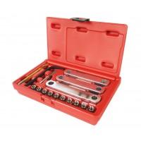 JTC-4880 Набор инструментов для восстановления резьбы (OPEL, FORD, VW,  AUDI)