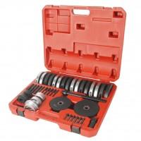 JTC-4305 Набор инструментов для замены ступичных подшипников (VAG) (в кейсе)