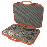 JTC-JW0826 Набор инструментов для установки и регулировки фаз ГРМ бенз./диз. двигателей (FORD) 51 предмет