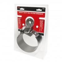 JTC-4637 Съемник фильтров масляных 1/2 105-125мм ленточный усиленный