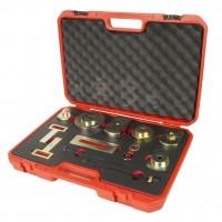 JTC-4334 Набор инструментов для демонтажа/монтажа сайлентблоков подрамника MERCEDES (W204)