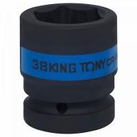 Головка торцевая ударная шестигранная 1 38 мм KING TONY 853538M