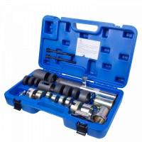 Набор оправок для монтажа и демонтажа сайлентблоков BMW гидравлический кейс 26 предметов МАСТАК 110-23026C