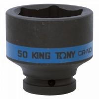 Головка торцевая ударная шестигранная 3/4 50 мм KING TONY 653550M