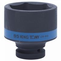 Головка торцевая ударная шестигранная 1 95 мм KING TONY 853595M
