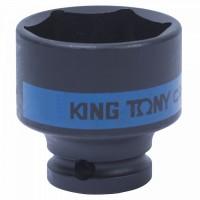 Головка торцевая ударная шестигранная 1/2 37 мм KING TONY 453537M