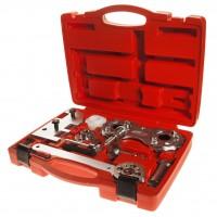 JTC-4383 Набор инструментов для установки и регулировки фаз ГРМ (VOLVO B4204 8-ми ст. КПП)