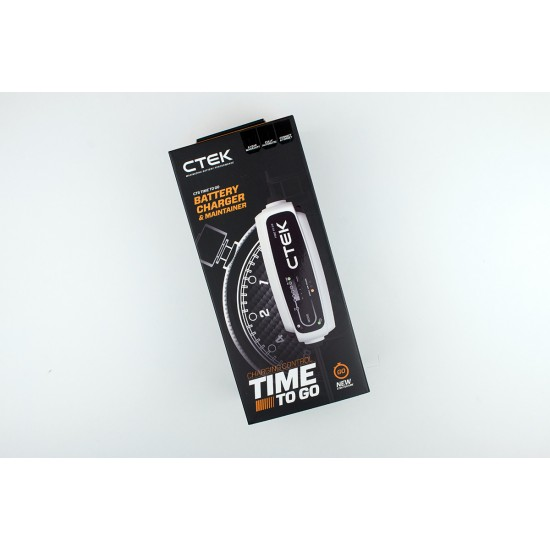 CTEK CT5 TIME TO GO Зарядное устройство