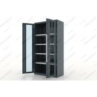 Ferrum 13.1042 Шкаф инструментальный Premium с 4 полками и дверьми со стеклом