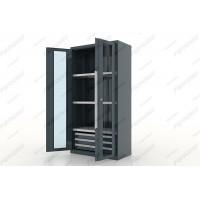 Ferrum 13.1332 Шкаф инструментальный Premium с 3 ящиками и 3 полками, двери со стеклом