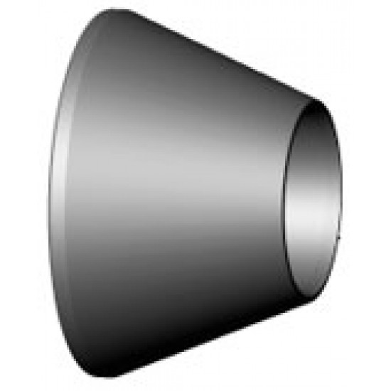 HAWEKA 150 400 011 Конус центровочный 44-80 мм на вал 40 мм