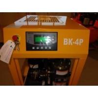 Винтовой компрессор с ременным приводом BERG ВК-4Р-Е с частотным преобразователем, давление 10 бар