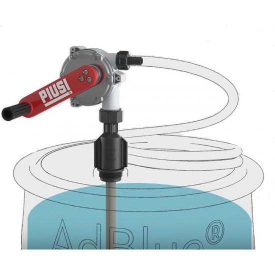 PIUSI F00332A10 Ручной роторный насос на бочеку для воды, антифриза, adblue