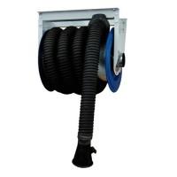 FILCAR AC-MAXI-125/17-COMP Катушка вытяжная в сборе со шлангом, насадкой без вентилятора