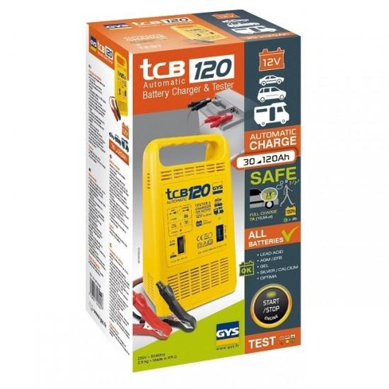 GYS TCB 120 (023284) Автоматическое зарядное устройство