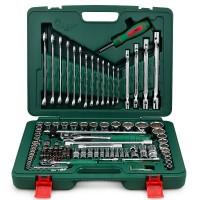 Набор инструмента (124 предмета) HANS TK-124