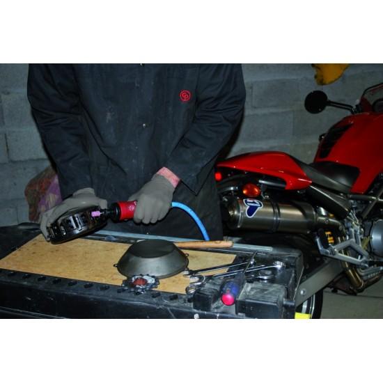 Прямая зачистная машинка Chicago Pneumatic CP9111Q-B Kit (6151950211)