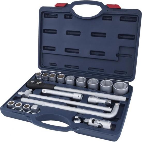 Набор инструмента (20 предметов) СТАНКОИМПОРТ CS-6020PMQ