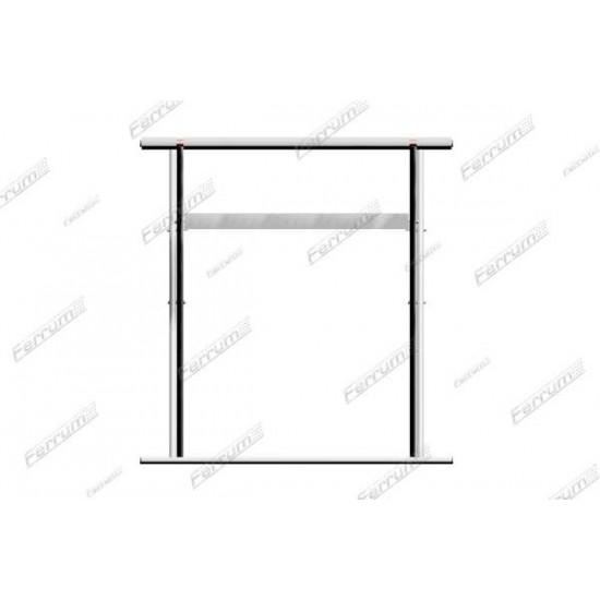 X-образный стол с ящиком для инструмента Феррум 06.401-9007