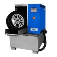 Мойка для колес с подогревом воды Wulkan 300H