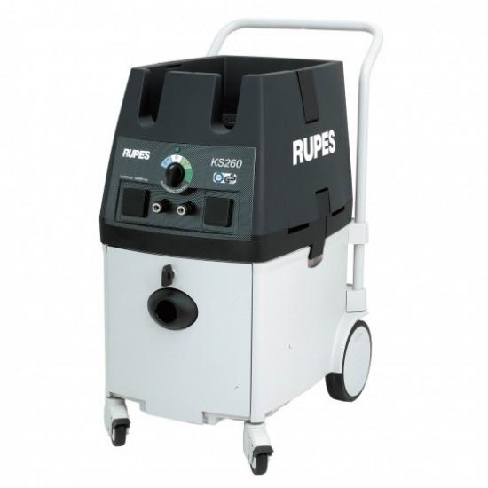 RUPES KS260EPN Профессиональный пылесос на 2 поста