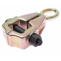 JTC-C203 Зажим основной самозатягивающийся с поднутрением 5 т