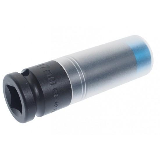 JTC-765517 Головка для литых дисков 17мм L=85мм ударная