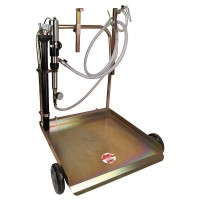Мобильный комплект для сбора масла с насосом APAC 1715