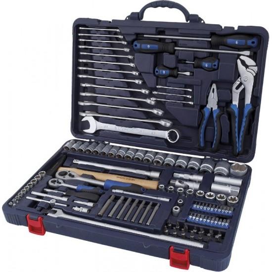 Набор инструмента (119 предметов) СТАНКОИМПОРТ CS-TK119PMQ