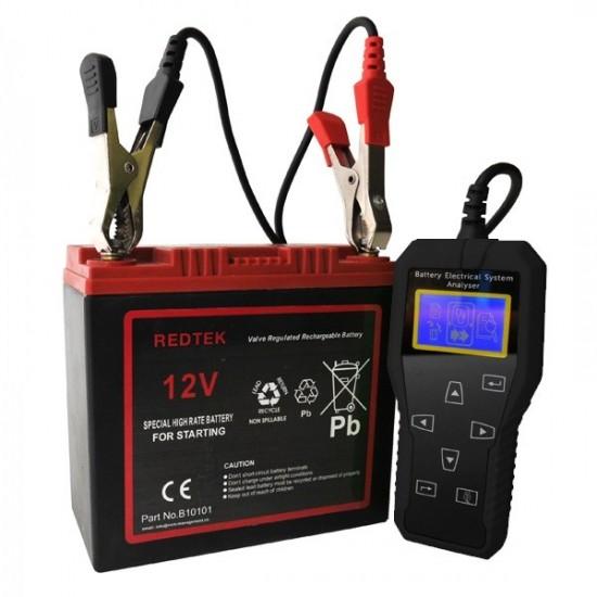 LEMANIA ENERGY T5 Тестер АКБ и электрической системы автомобиля