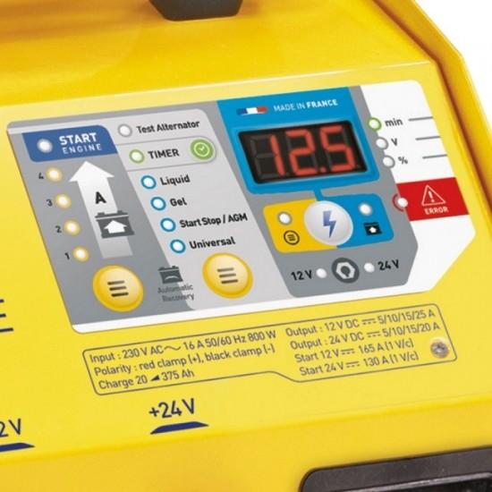 STARTIUM 330E (026469) Автоматическое микропроцессорное пуско-зарядное устройство