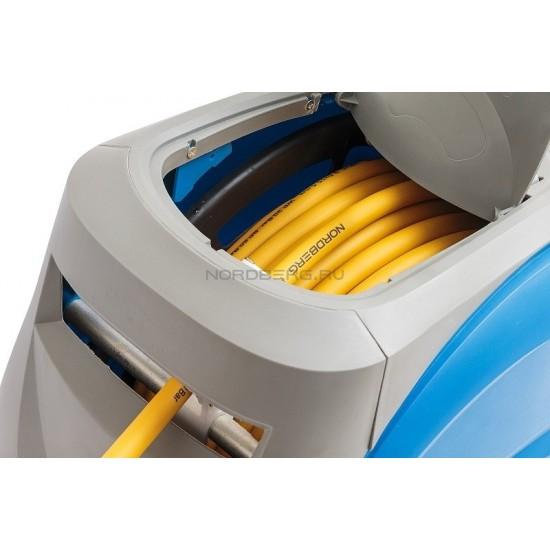 Шланг на автоматической катушке, 9.5х15.5мм, 30 м NORDBERG HR1030HPVC