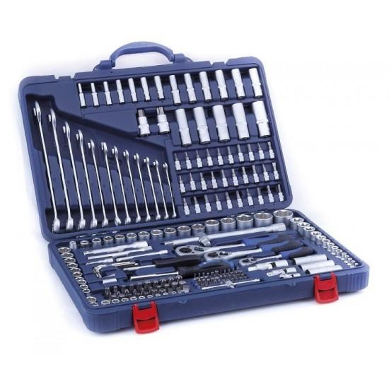 Набор инструмента (216 предметов) СТАНКОИМПОРТ CS-TK216PMQ