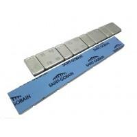 Cтальные оцинкованные самоклеющиеся грузики 60 г (50 полосок в упаковке) Dr. Reifen GZ-0072