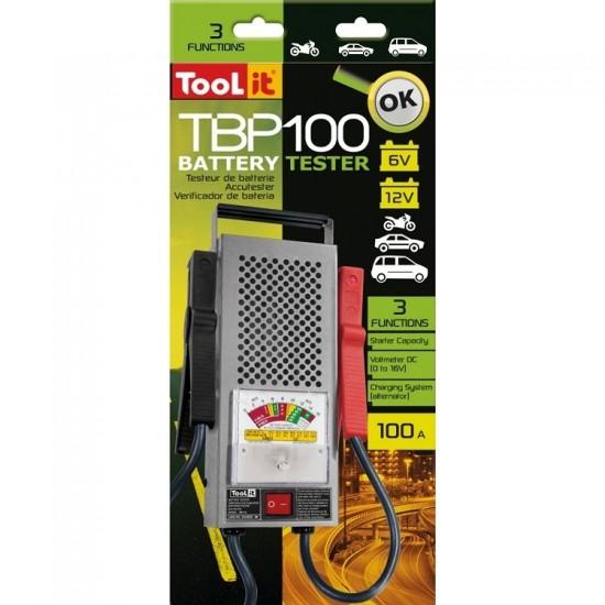 GYS TBP 100 (055131) Тестер для проверки аккумуляторов