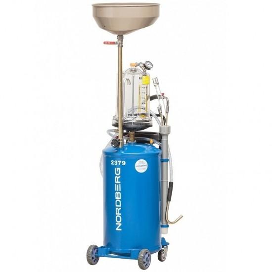 NORDBERG 2379 Комбинированная установка для замены масла