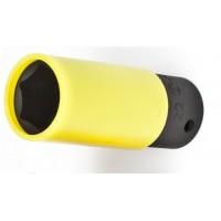 Hans 84304C22 Головка ударная для литых дисков 1/2 22 мм
