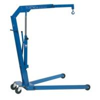 AC hydraulic WJN5 Кран гидравлический складной г/п 550 кг