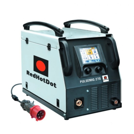RedHotDot NN PULSEMIG 270 (035003) Импульсный инверторныйполуавтомат
