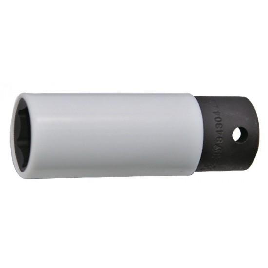 HANS 84304P17 Головка ударная для литых дисков 1/2 17 мм