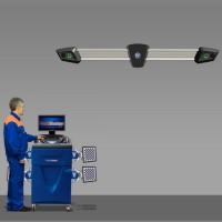 Стенд сход-развал 3D Техно Вектор 7 V 7202 K 5 A