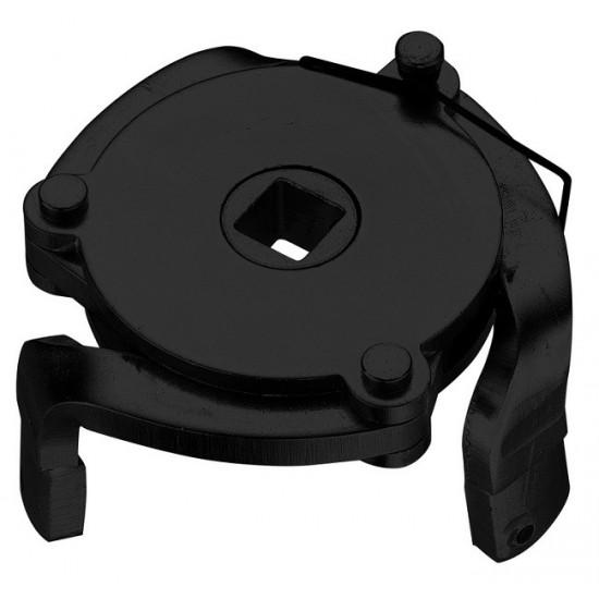 Съёмник масляных фильтров, 55-90 мм, 3-х захватный МАСТАК 103-41090