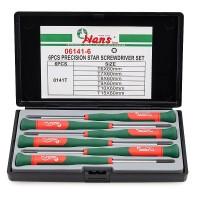 Набор отверток для точной механики Hans, 06141-6