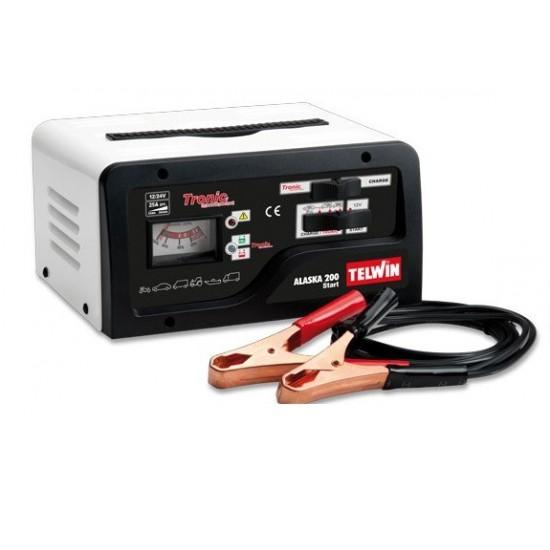 Пуско-зарядное устройство ALASKA 200 START 230V 12-24V