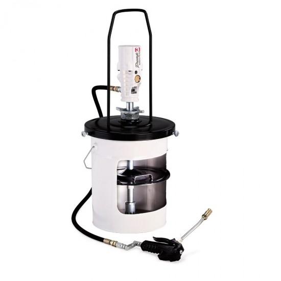 Samoa 424172 Пневматический солидолонагнетатель с насосом PM3 для ведер 20 кг