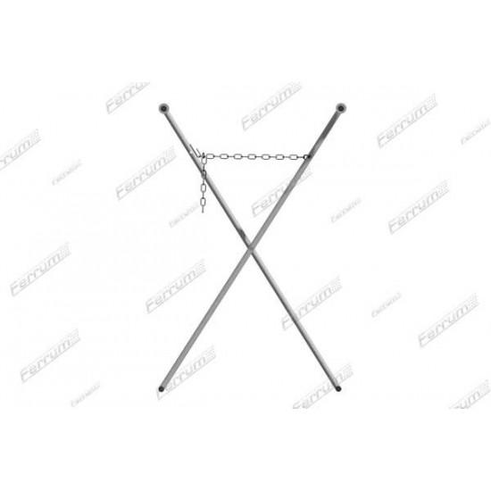 X-образный стол Феррум 06.400-9007