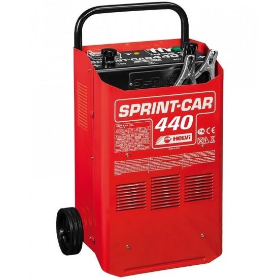 Пуско-зарядное устройство 12/24V HELVI Sprint Car 440 (99010035)