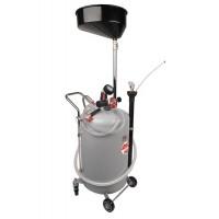 Комбинированная установка для слива и откачки масла 80л APAC 1832.80