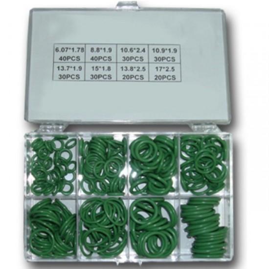 Комплект уплотнительных колец для кондиционеров 460 шт